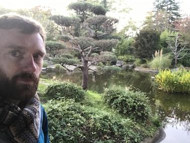 Japanese Garden, Nantes
