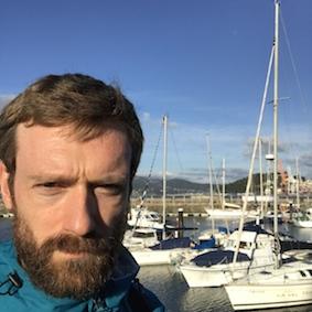 Vigo. I'm not a sailor