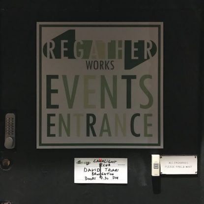 Notice at Regather